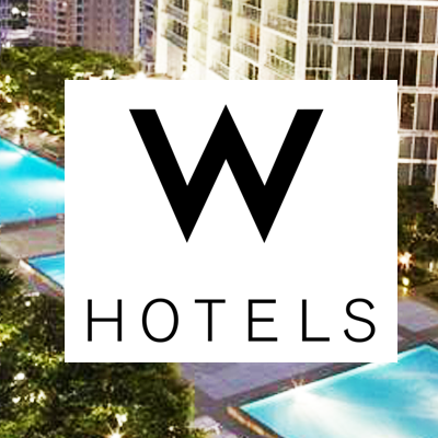 W HOTELS POOL PARTIES